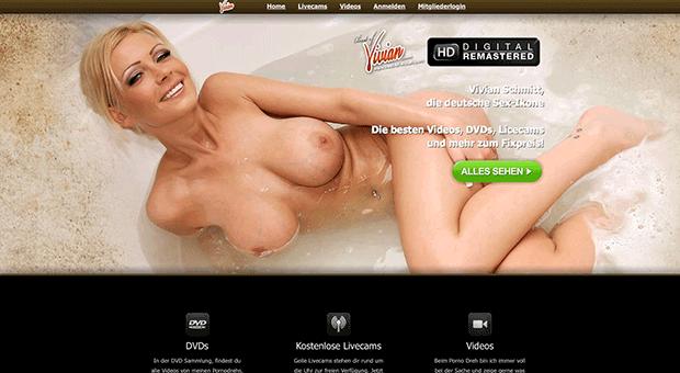 Vivian Schmidt, Pornos, Pornostar, Dating Sex Kontakte
