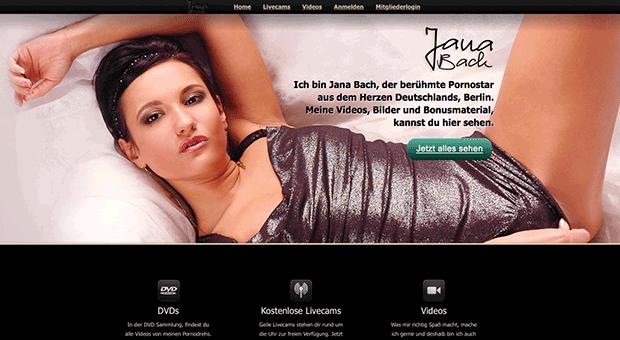Jana Bach, Pornos, Pornostar, Dating Kontakte