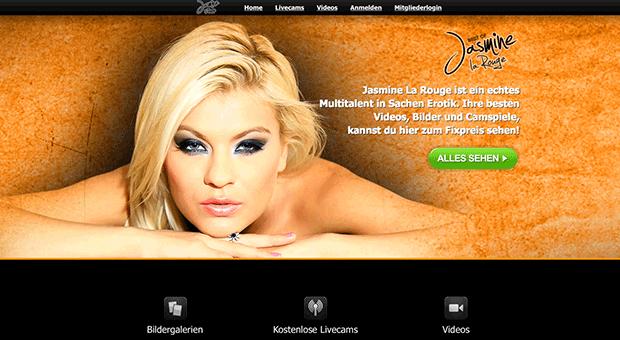 Pornostar, Jasmine la Rouge - Video, DVD, Kostenlos Livecam, XXX & XXL Bonusmaterial